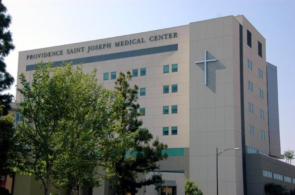 Providence Saint Joseph's Medical Center Building