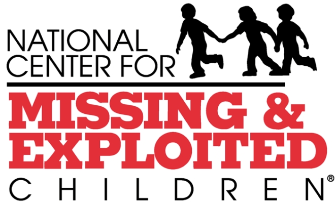 National Center For Missing and Exploited Children Logo