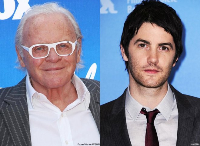 Anthony Hopkins and Jim Sturgess
